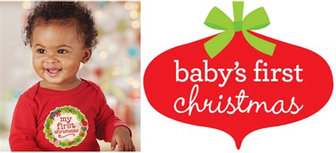 how to take baby frist christmas pictures babiesrus baby s event tomorrow free gerber bodysuit more hip2save