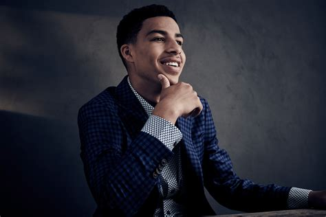 black ish black ish star marcus scribner discusses the show s fourth