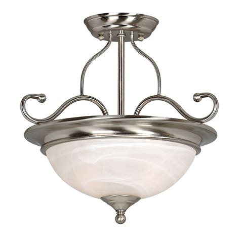 hardware house 54 3967 2 light saturn semi flush ceiling
