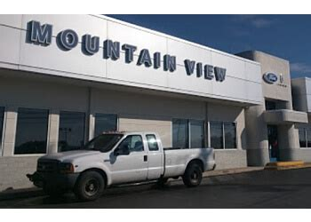 Mtn View Ford by 3 Best Car Dealerships In Chattanooga Tn Threebestrated