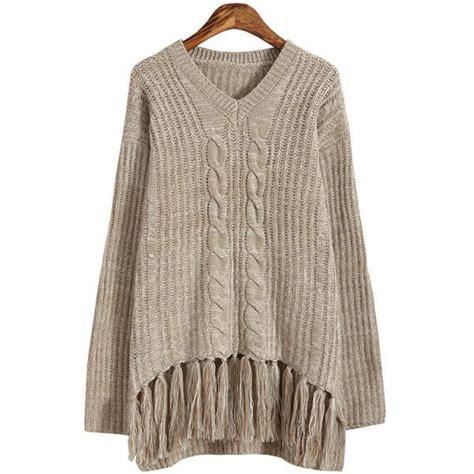 Tassel Sweater 1 fashion tassel sweater 4089541 on luulla