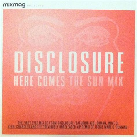 here comes the sun house music disclosure here comes the sun 187 themusicfire com download free electronic music