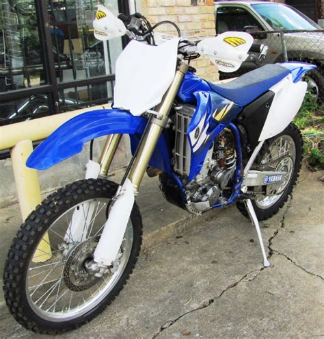 used motocross bikes for sold another happy customer 2006 yamaha wr450f used off