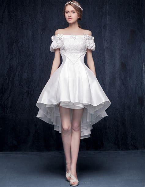 design dress cocktail elegant white dresses ejn dress