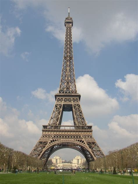 The Eiffel Tower | what a wonderful world eiffel tower