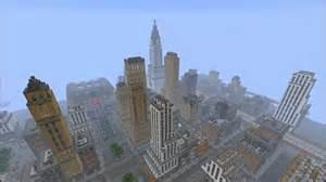 Minecraft New York City Map by Minecraft New York City Zum Downloaden Youtube