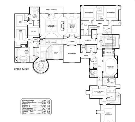 million dollar homes floor plans million dollar home floor plans