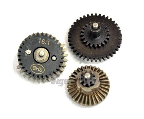 Gear Setgir Set Tiger 1 battleaxe 18 1 standard steel gear set airsoft tiger111hk area