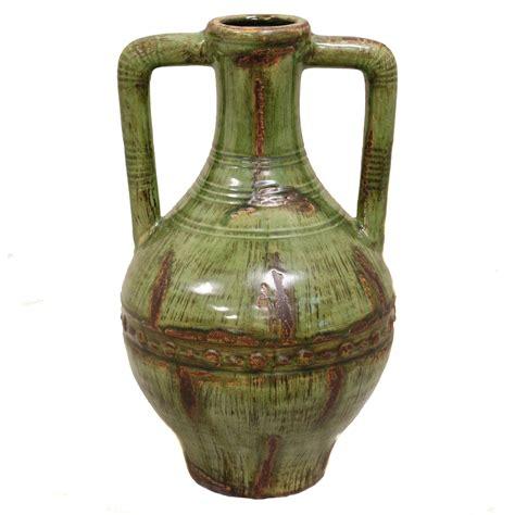 casa cortes 18 inch handle ceramic vase free