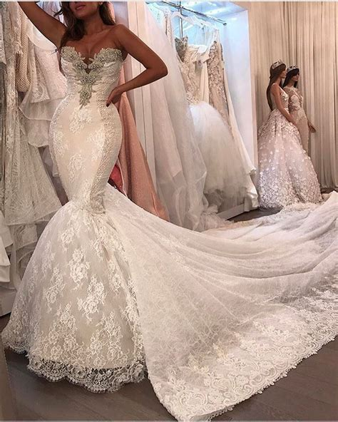 S Wedding Dresses by Adrienne Bailon Houghton S Wedding Dress Weddings