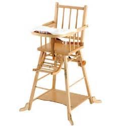 chaise haute transformable de combelle chaises hautes