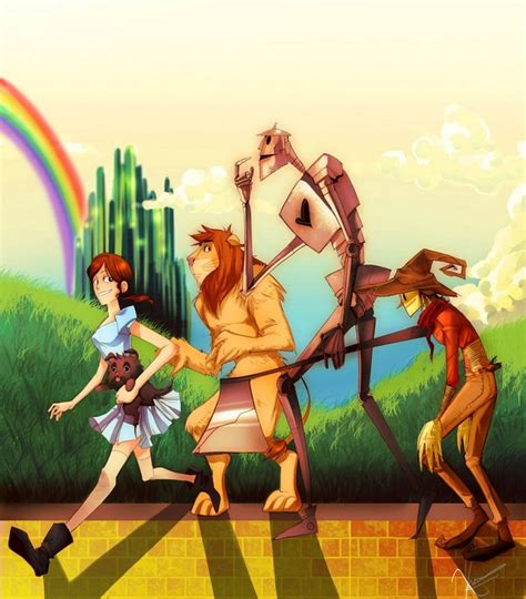 el mago de oz a wicked gallery of wizard of oz fan art