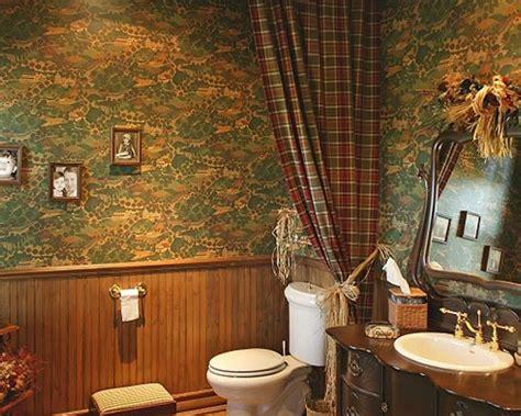 cabin themed bathroom decor ski lodge decor unique hardscape design warm look of