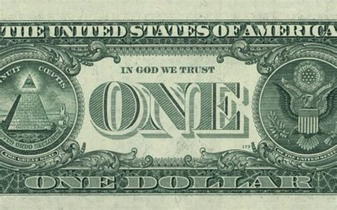 imagenes ocultas del billete de un dolar 20 secretos ocultos en el billete de 1 d 243 lar la nota latina