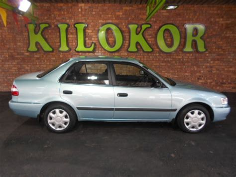 Toyota Motors For Sale 1999 Toyota Corolla R 89 990 For Sale Kilokor Motors