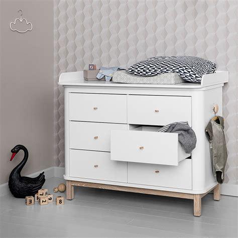 fasciatoi cassettiere cassettiera wood con fasciatoio grande by oliver furniture