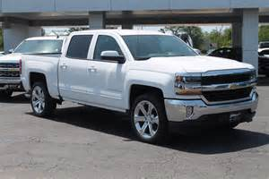 Summit Chevrolet New 2016 Chevrolet Silverado 1500 Lt Stock 36348 Summit White