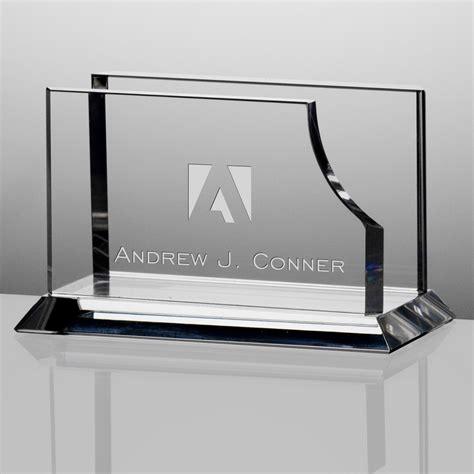 business card holder for desk glass desk business card holder best business cards