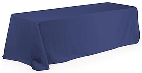 trade show booths tablecloths 8ft standard table cover