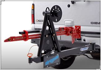 universal swing out tire carrier tiregate hitch gate series