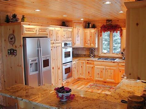 kitchen and bath cabinets rustic pine hickory alder