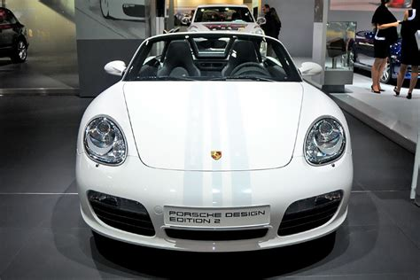 Boxster S Porsche Design Edition Two by фотографии Porsche Boxster S Design Edition 2