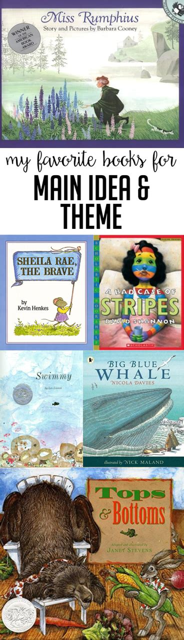 book themes ks2 books to teach main idea and theme susan jones