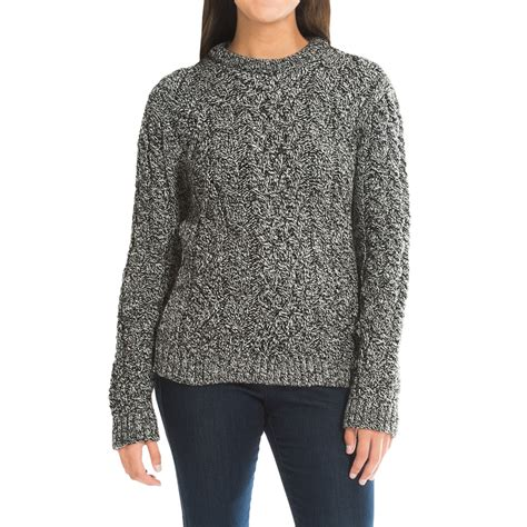 aran knit sweater peregrine by j g aran cable knit sweater for