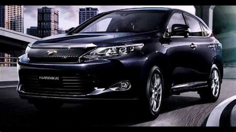 lexus harrier toyota harrier lexus rx 2014 youtube