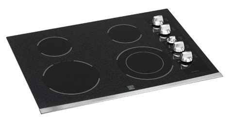 Kenmore 30 Electric Cooktop kenmore 42733 30 quot electric cooktop with radiant elements sears outlet