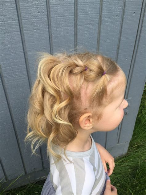 school hairstyles for thin hair 50 toddler hairstyles to try out on your one tonight