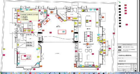 electrical layout of a building building house in india step by step ground floor roof