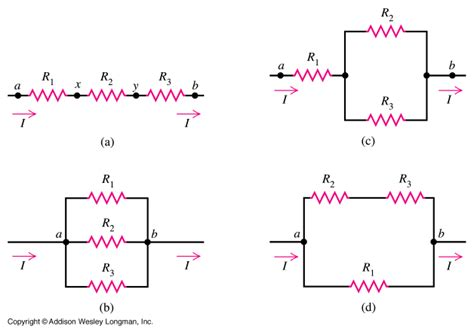 resistors in parallel or series my electronics lab