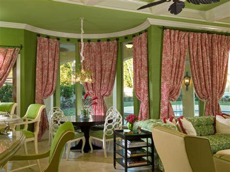 Dining Room Bay Window Curtain Ideas by Window Treatments On Modern Windows Bay