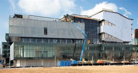 George Brown College Canada Mba by Photo Ellisdon Continues Work On George Brown College