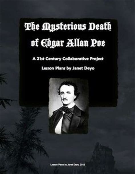 edgar allan poe biography project pinterest the world s catalog of ideas