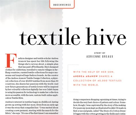 magazine layout font size happiness through typography uppercase