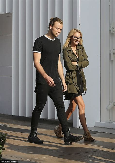 Dress Sos By Z Shop 5 seconds of summer s ashton irwin cosies up to bryana