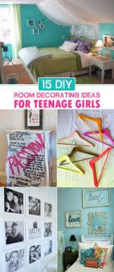 Diy Teenage Bedroom Ideas 15 diy room decorating ideas for teenage girls