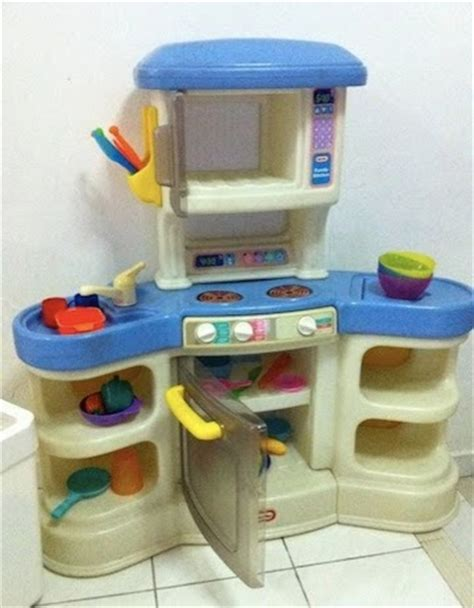 macam macam ada tikes kitchen with accessories