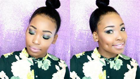 Eyeshadow For Graduation graduation makeup tutorial for black tha emprezz