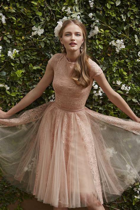 Garden Dresses 2015 B H L D N Wedding Dresses 2015 The Painted Garden