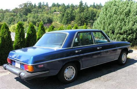 1976 Mercedes 240d by 1976 W115 240d The Restoration Peachparts Mercedes