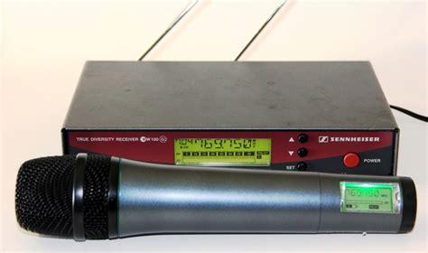 Ew 100 G2 Sennheiser sennheiser ew 100 g2 image 344897 audiofanzine