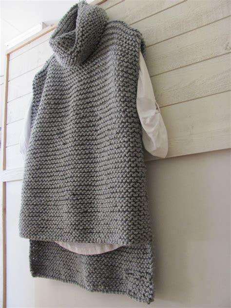 crochet jumper pattern easy by cila easy knit sweater knitting pinterest