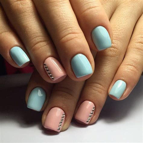 august nail color best 25 summer shellac nails ideas on