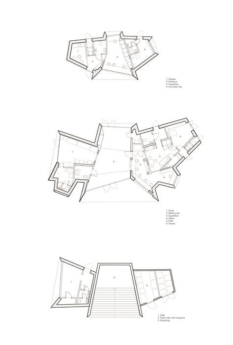 ferry terminal floor plan gallery of ferry terminal marge arkitekter 15