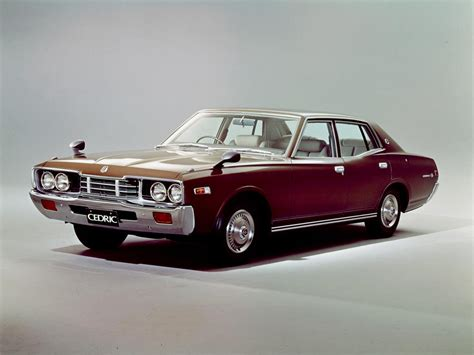 nissan cedric interior nissan cedric sedan 1975 design interior exterior innermobil