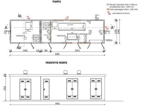 enel ufficio tecnico cabine elettriche in cemento cabine enel standard a