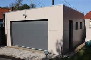 garage bois toit plat garage bois toit plat tours design